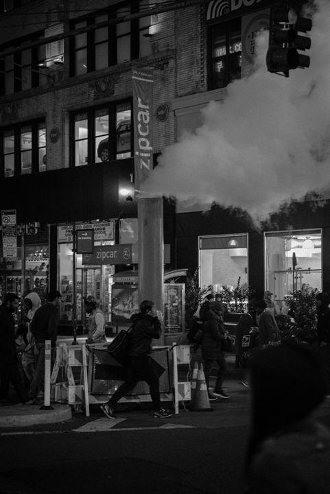 Steam rush - Gabriel Jacobs