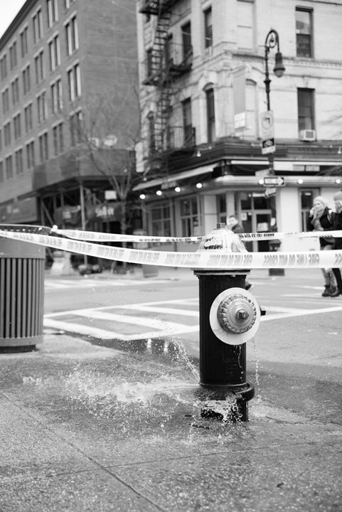 Water Hydrant - Gabriel Jacobs