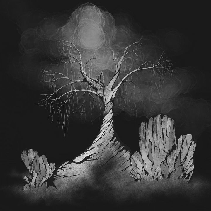 Dancing tree - Ali Morshedlou