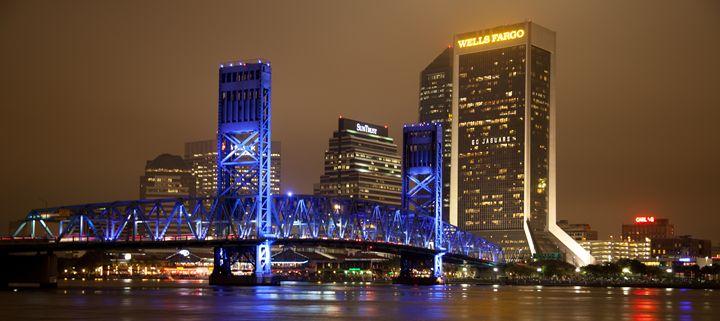 Main Street Bridge - Rick Testasecca Photography