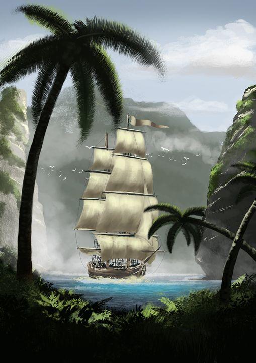 Through Islands - Cosmin