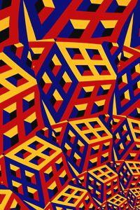 Cubic fractal