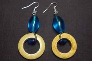 Mother Goddess Earrings Egyptian