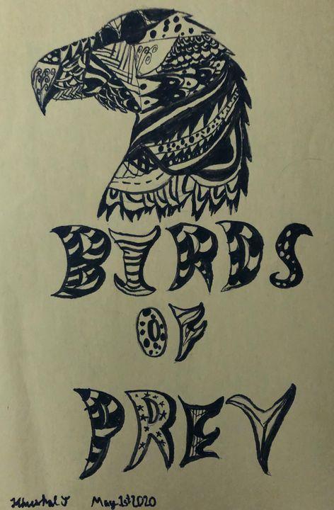 Birds of Prey - Art