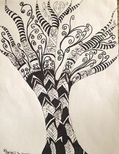 Zentagangle tree