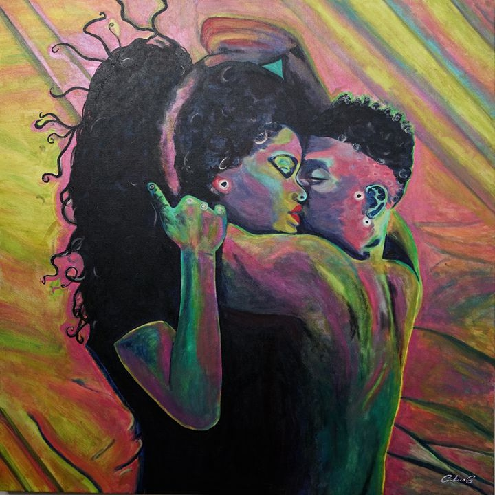 Psychedelic Love - Candice.SGallery