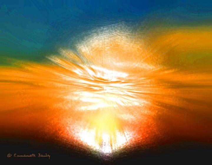 Silver Light by Em'Art - Em'Art - Emmanuelle Baudry