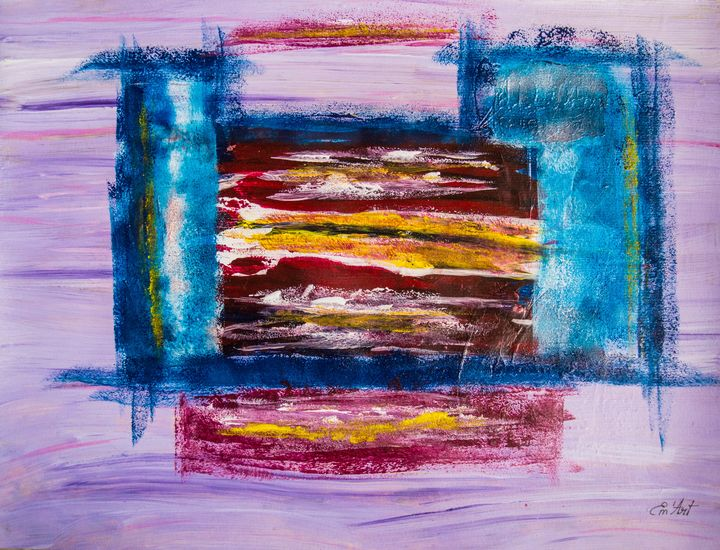 Let it go, by Em'Art - Em'Art - Emmanuelle Baudry
