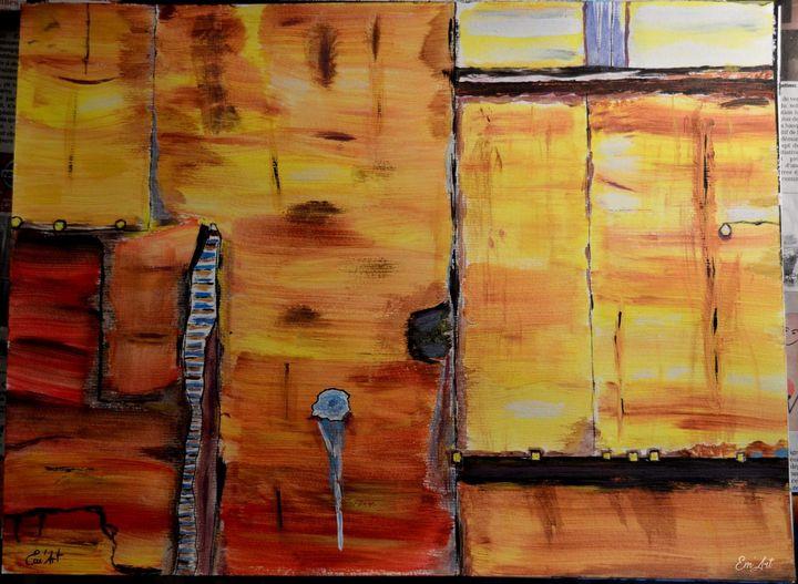 Colours of the past, by Em'Art - Em'Art - Emmanuelle Baudry