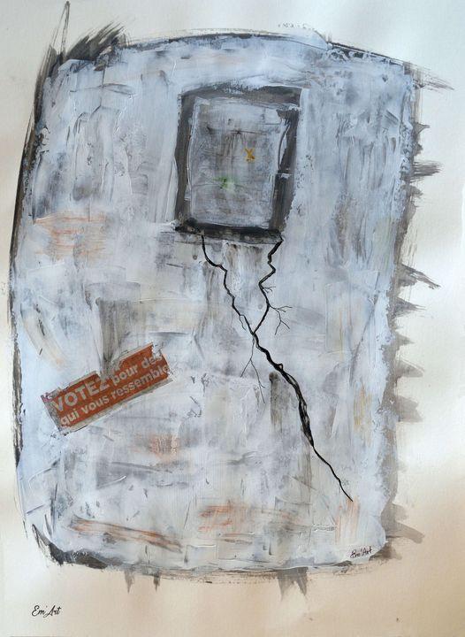 The Unsaids, by Em'Art - Em'Art - Emmanuelle Baudry