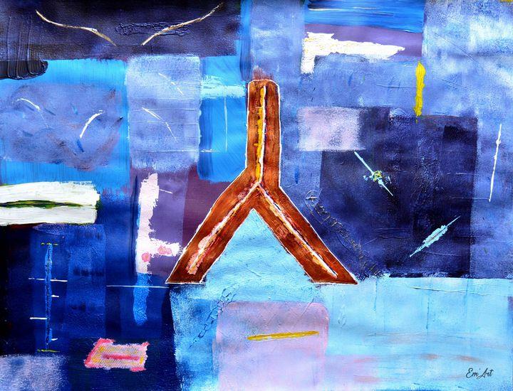 In Silence, by Em'Art - Em'Art - Emmanuelle Baudry