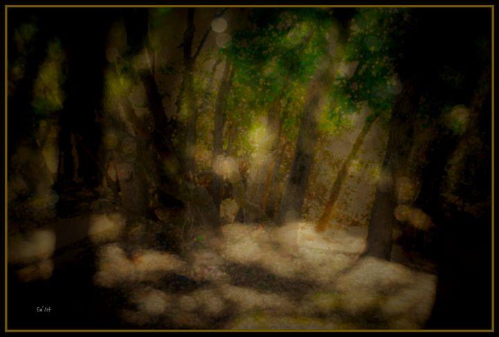 Fairies of the Woods - Em'Art - Emmanuelle Baudry