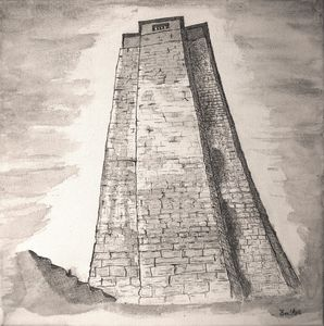 Babylon Tower by Em'Art