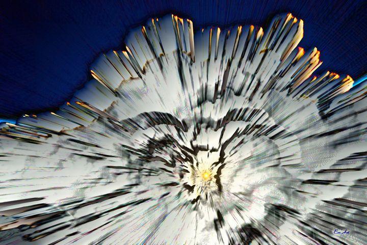 Soleil d'Antarticta  - Antarticta's - Em'Art - Emmanuelle Baudry