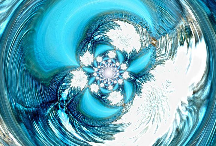 Water Colour II, by Em'Art - Em'Art - Emmanuelle Baudry