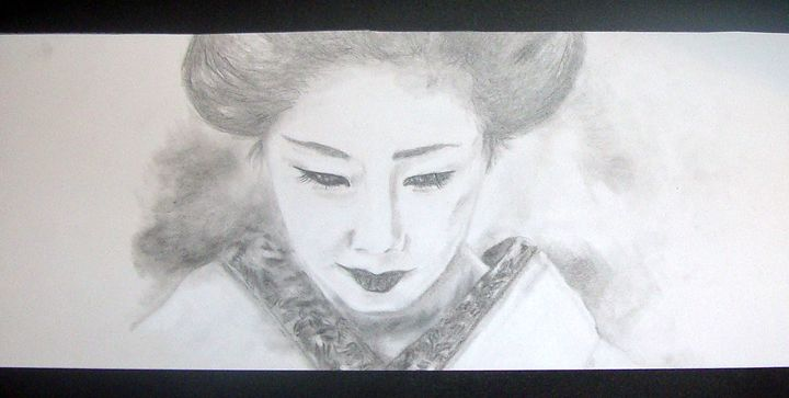 Geisha - Federica's Gallery