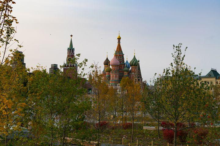 Park Zaryadye - Aleksei lomanov