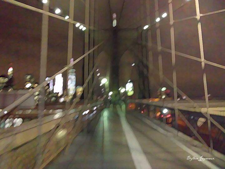 New York Bridge - Dyllon J Jagneaux