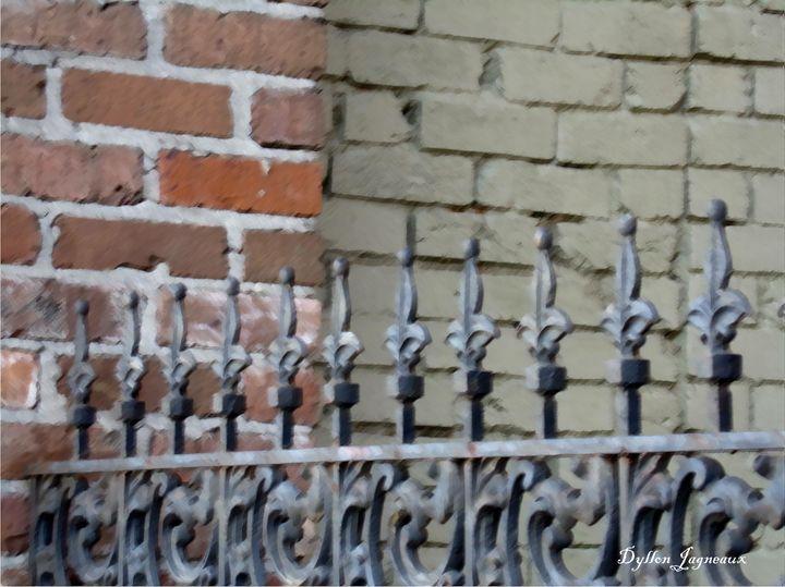 Gate - Dyllon J Jagneaux