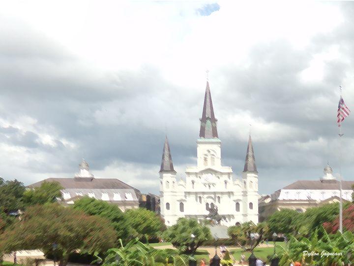 New Orleans Day - Dyllon J Jagneaux