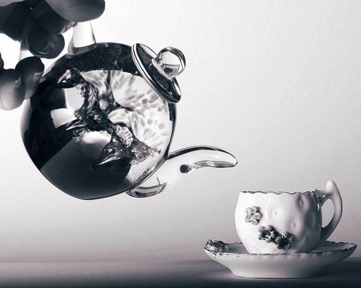 China Tea - Dreamer's Shutter Photography :: Amanda Gloth