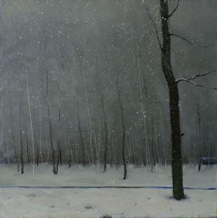 Winter park - Igor Sokolov