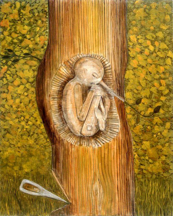 Pinocchio nel ventre - Jose Luis Cicciò