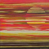 48x48 Acrylic painting