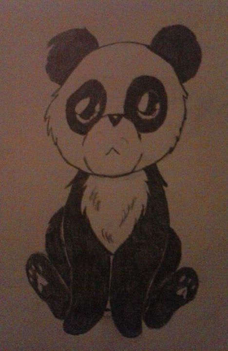 Panda - Kyrie's Art