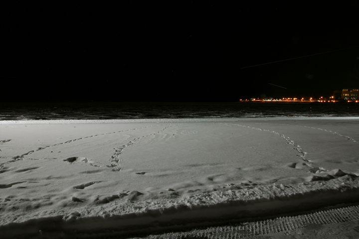 snow night - Boris