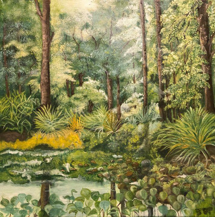 Quiet pond - Brenda Patterson