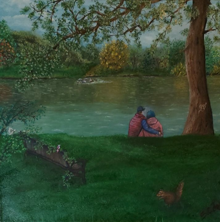 Memories - Steve C. Lewis