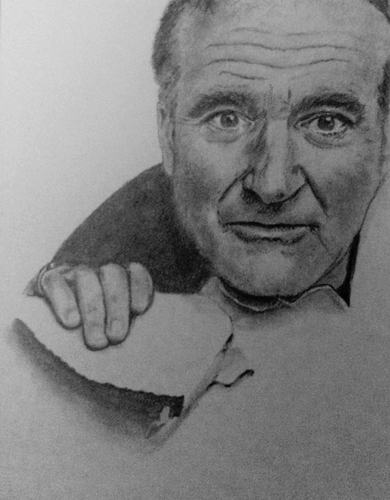 Robin williams - Art By Kathu