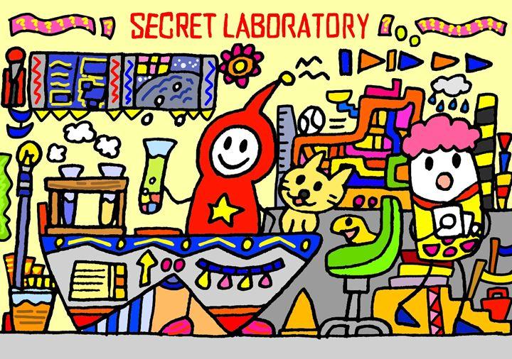 Secret Laboratory - Shunming