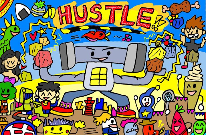 HUSTLE - Shunming