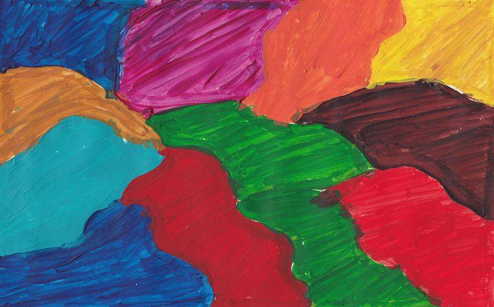 multicolor - AnnaS