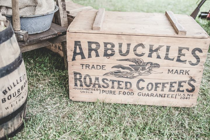 Arbuckles Roasted Coffees - Hokes Creations