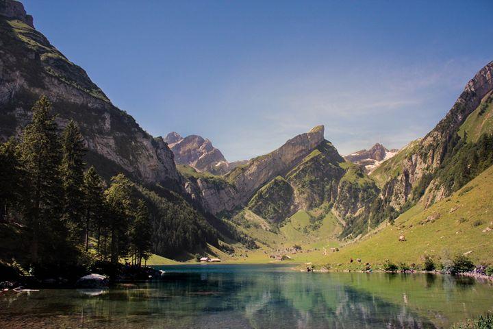 Mountainside - Hokes Creations