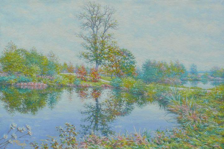 Ponds at Svyatsk - parpeter66