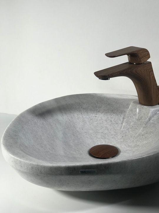 Albin by Meduzza®️ Stone wash basin - Primoz Erjavec Meduzza®️