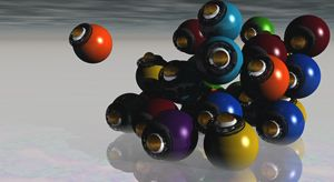Balls everywhere