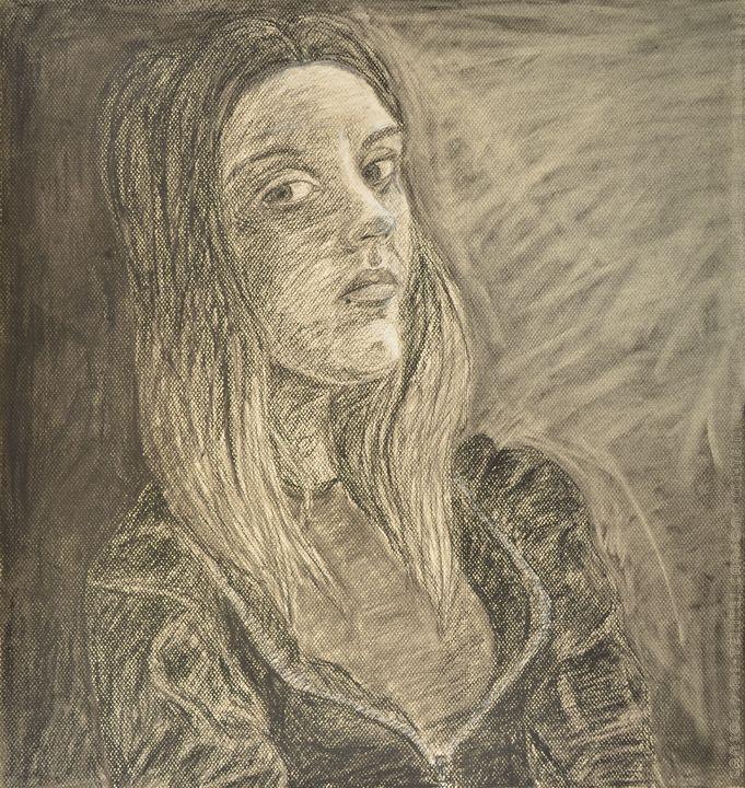 Self Portrait - Unique and Mystique Creations by Caylan Wilder
