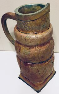 Greek Urn - Unique and Mystique Creations by Caylan Wilder