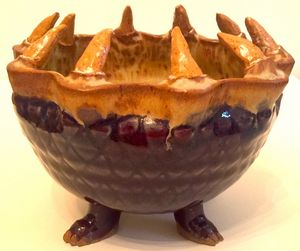 Dragon Bowl - Unique and Mystique Creations by Caylan Wilder