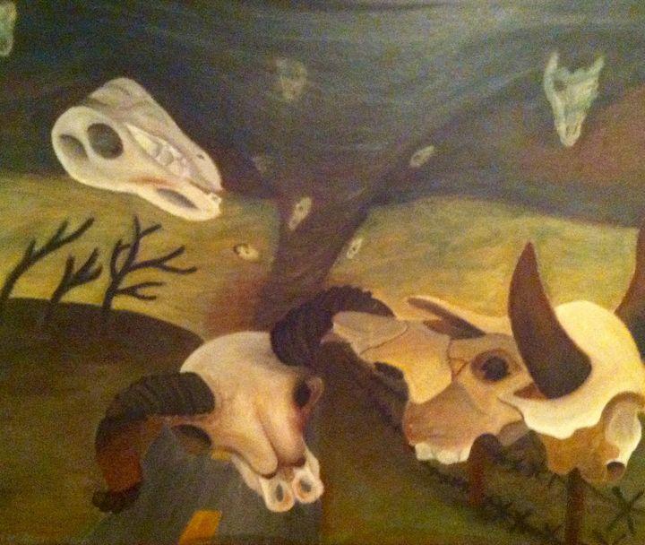 Apocalypse - Unique and Mystique Creations by Caylan Wilder