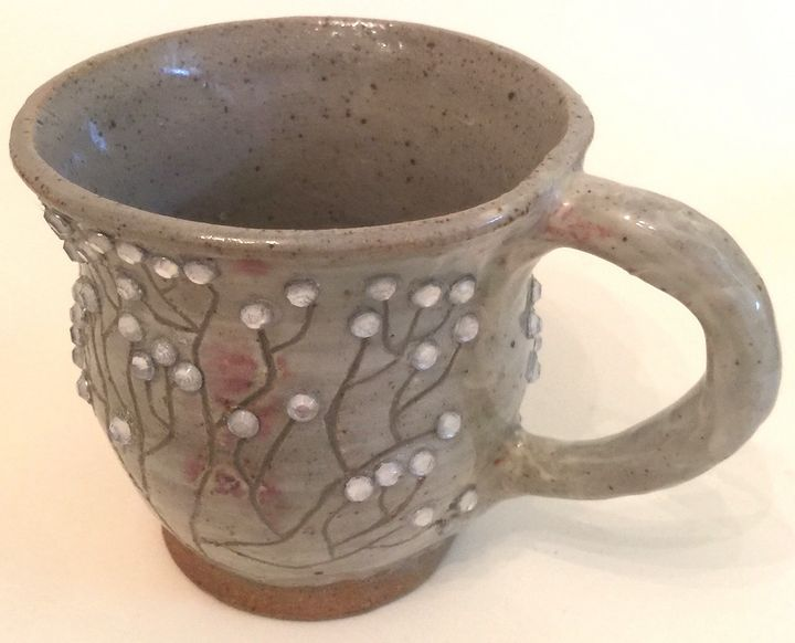 Decorative Cup - Unique and Mystique Creations by Caylan Wilder