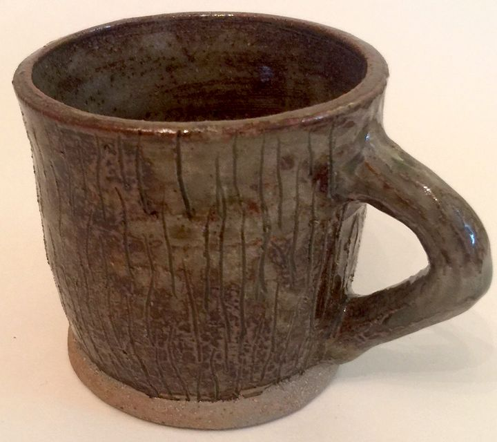 Tree Bark Cup - Unique and Mystique Creations by Caylan Wilder