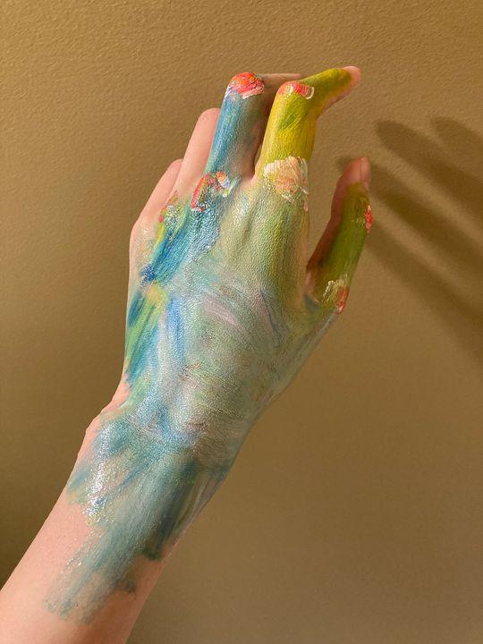 Planting hand II - izoaix
