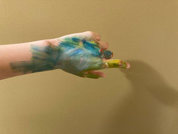 Planting hand - izoaix