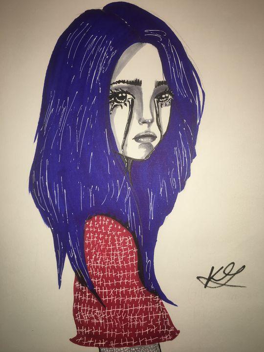 Painful Colors - Tandora's Art